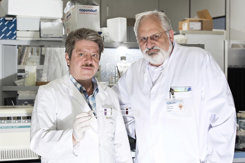 BESSER LEBEN \'der Krankheitsermittler\', international bekannt auch als \'deutscher Dr. House\'
