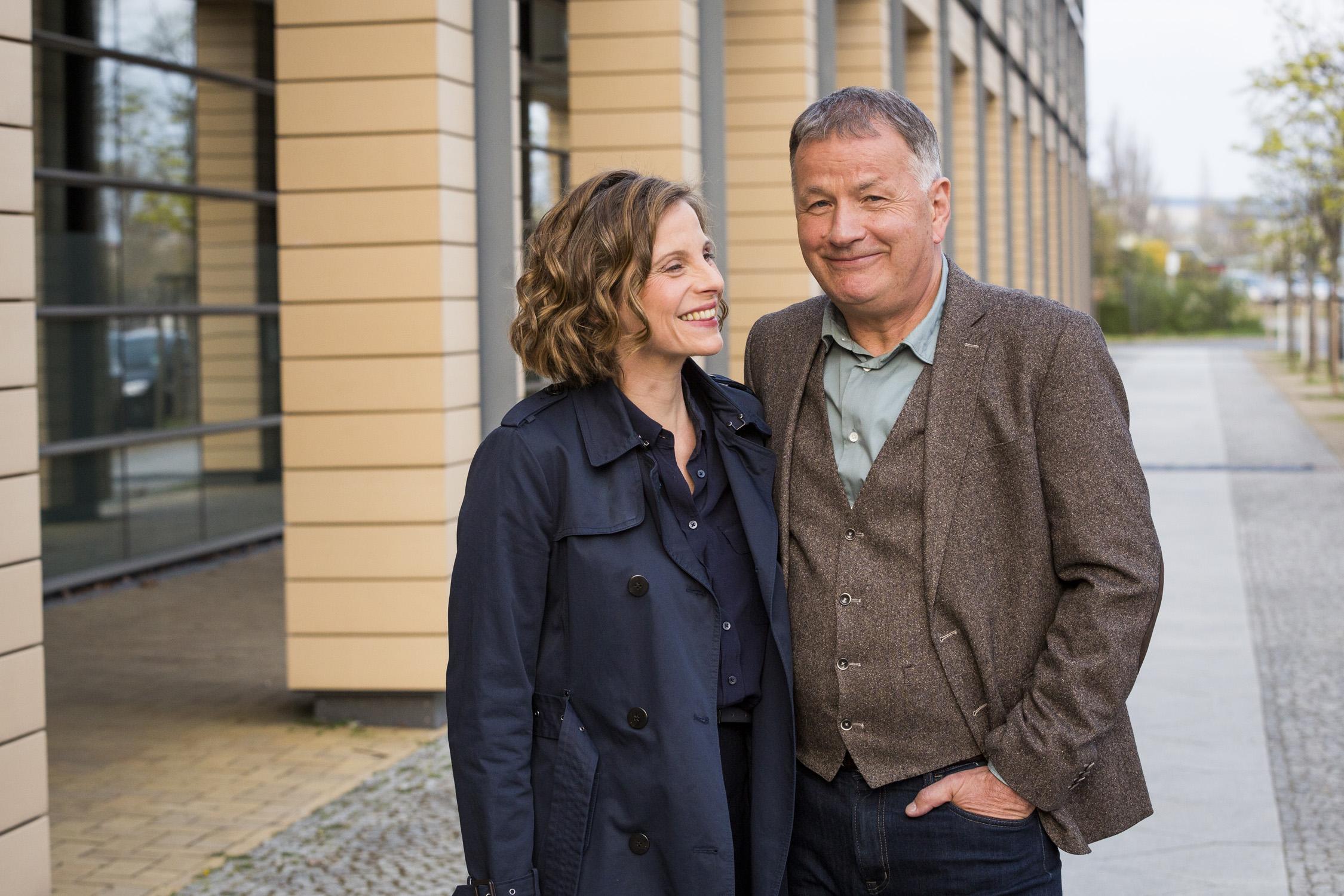 IAF Thomas Rühmann und Julia Jäger Interview
